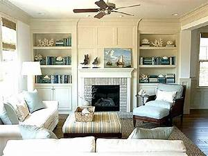 Make, Your, Fireplace, Different, Than, Others, With, Bookshelves, Decorations, 33, Best, Pictures