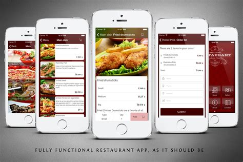 application cuisine top ways in which to inform customers about your