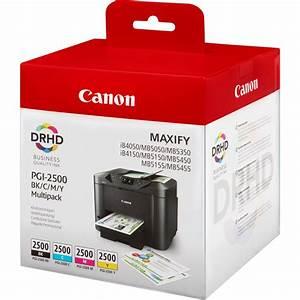Canon Pgi C  M  Y Ink Cartridge Multi Pack  U2014 Canon