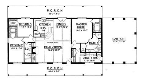 ranch style homes with open floor plans valhalla berm home plan 030d 0151 house plans and more