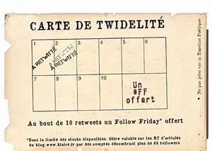 Carte De Fidélité Auchan Fr : qui veut sa carte de fid lit twitter lire ~ Dailycaller-alerts.com Idées de Décoration