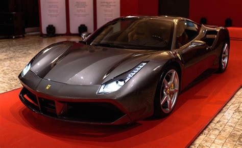 ferrari car 2016 2016 ferrari 488 review cargurus