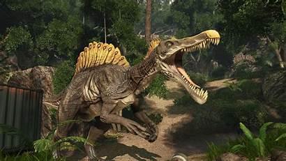 Primal Carnage Extinction Spinosaurus Dinosaur Paint Wiki