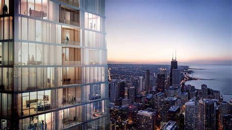 chicagos toblerone tower tallest world designed
