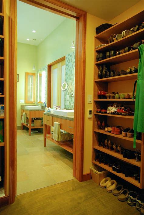 Ann Sacks Glass And Slate Master Bath In Springmill