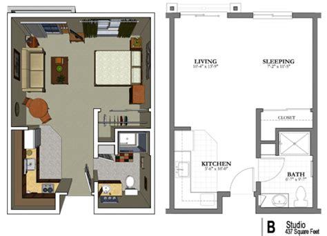 studio apartment layout studio apartment floor plan home design ideas garage studio pinterest studio apartment