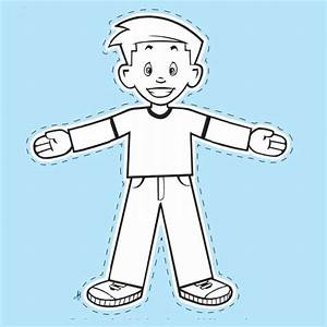 Sample flat stanley template 10 free documents in pdf word for Free printable flat stanley template
