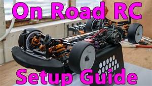 On Road Rc Car Setup Guide - 1  10 Touring