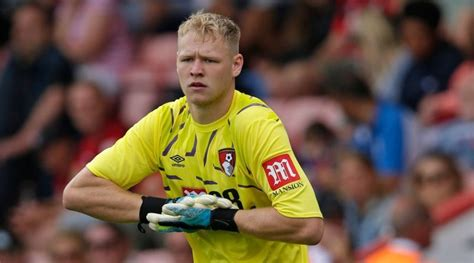 Sheffield United set to sign Bournemouth goalkeeper Aaron ...