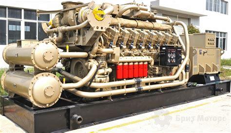 Газотурбинные электростанции серии МИГ