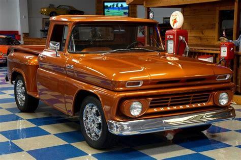 Chevy Stepside Classic Cars American Pickup Trucks