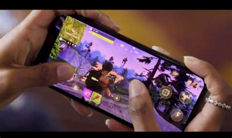 fortnite android  release update arrives  pubg