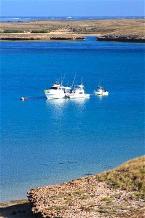 Fishing Boat Charter Carnarvon by Montebello Islands Fishing Charters Blue Lightning Charters