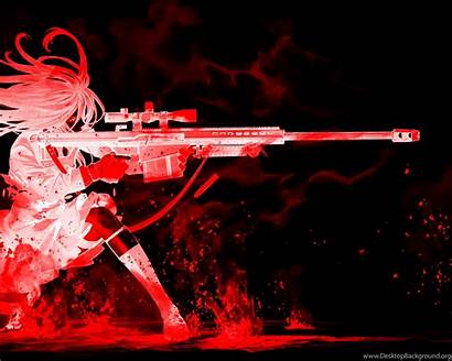 Anime 2560 1440 Pixels Sniper Templates Desktop