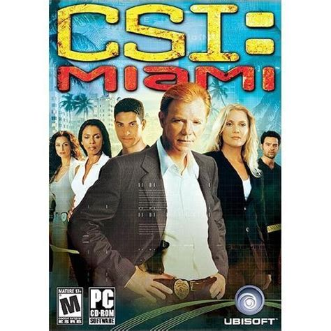 Csi Miami (jewel Case)