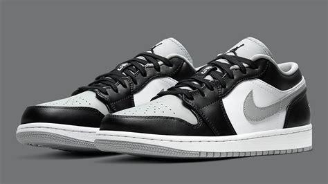 Air Jordan 1 Low Light Smoke Grey Clothing