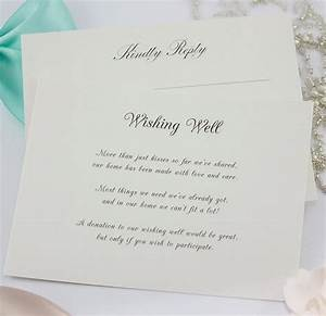 wishing well invitation my wedding inspirations With wedding invitation wishing well quotes