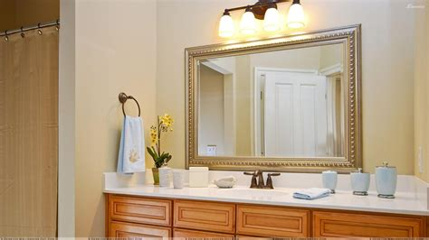 Bathroom Vanity With Mirror by 20 Collection Of Decorative Mirrors For Bathroom Vanity