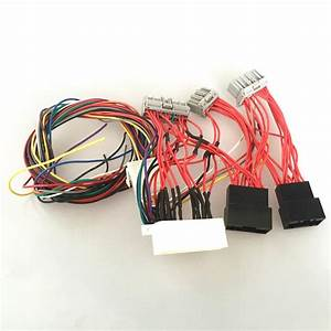 J1939 To Obd2 Adapter Cable 9 Pin Y Cable Black Sae J1939