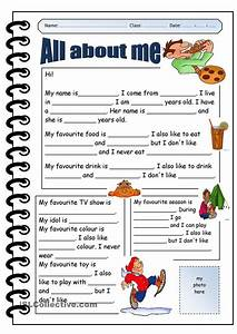 25 best ideas about all about me on pinterest about me for About me template for students