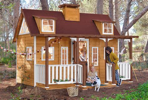 sup 233 rieur maison de jardin bois enfant 1 cabane en bois pour enfants pas cher wasuk