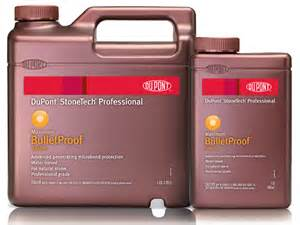 dupont bulletproof tile sealer granite sealer product information