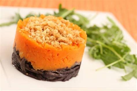 atelier cuisine toulouse recette de parmentier de canard et carotte crumble à la