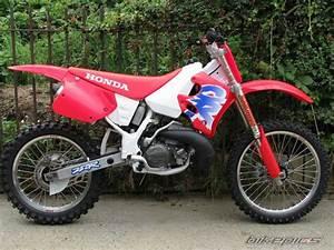 Honda 250 Cr : bikepics 1992 honda cr 250 ~ Dallasstarsshop.com Idées de Décoration