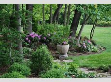 Light Shade Garden Design idea Landscaping Gardening Ideas