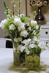 Simple, And, Pretty, Floral, Arrangement