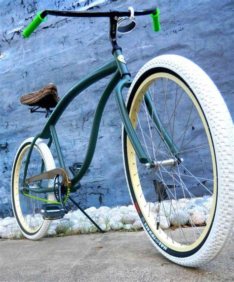 Custom Beach Cruiser Bike