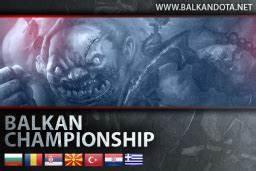 Balkan Championship Ticket Dota 2 Wiki