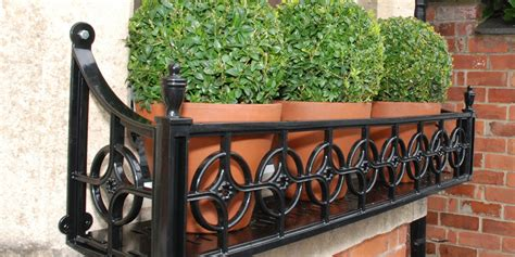 Iron Stand by My Window Box We Specialise In Window Boxes