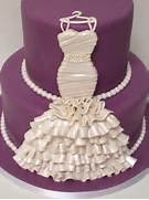 Bridal Gown Cake For All Your Cake Decorating Supplies Bridal Shower Cakes NJ Roses And Ruffles Custom Cake Bridal Shower Wedding Gown Cake 10 Pretty Bridal Shower Cakes Designs Ideas CAKE DESIGN