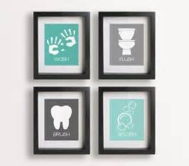 wall decorating ideas for bathrooms bathroom wall decor handprints craft ideas