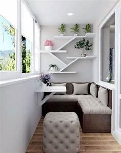 30, Lovely, Small, Apartment, Balcony, Design, And, Decor, Ideas