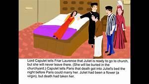 Romeo and Juliet - Act 4, Scene 5 Summary - YouTube