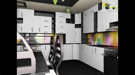 Moderne Kjøkken Design, Kjøkken Med Moderne Møbler