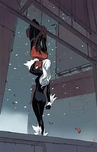 Spider-Man and Black Cat   Heros   Pinterest