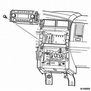 How Do I Remove A Radio From My 2005 Jeep Grand Cherokee