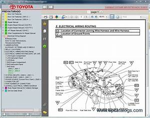 Toyota Tarago Diagnostic