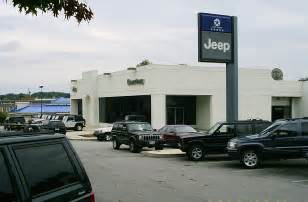 Jeep Car Dealership