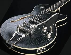 Duesenberg Guitar Models - Tv Outlaw Model