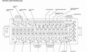 2005 Ford F350 Fuse Box Diagram