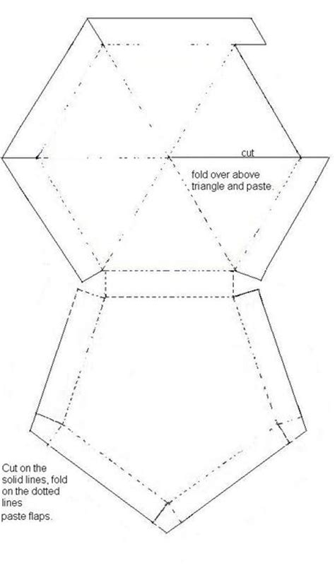 chocolate frog hexagon box  leaky cauldronorg  leaky cauldronorg