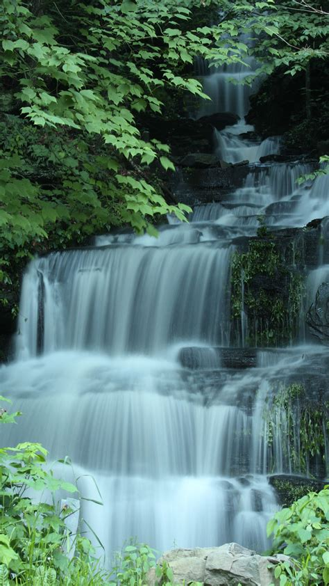 note waterfall 10 new samsung galaxy note 5 wallpapers free screensavers and backgrounds