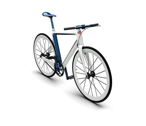 Developed by pg, designed by bugatti and manufactured by kussmaul; Bugatti Has Revealed A Bicycle And Of Course, It Costs More Than Your Car | Carscoops