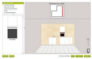concevoir cuisine 3d concevoir sa cuisine gratuitement grâce aux outils 3d des