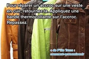 Comment Réparer Un Canapé En Cuir Déchiré : un accroc sur votre cuir une astuce pour r parer votre blouson ou veste ~ Mglfilm.com Idées de Décoration