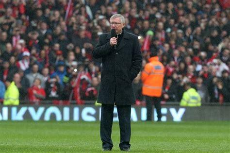 Manchester United manager Sir Alex Ferguson's retirement ...
